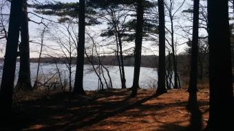 By Upper Mystic Lake 1a