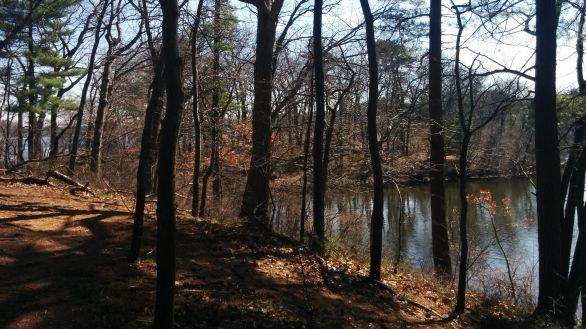 By Upper Mystic Lake 2a