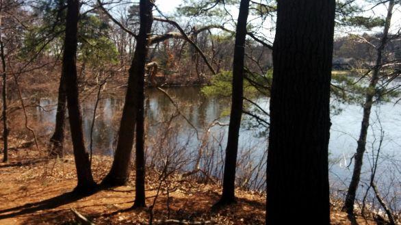 By Upper Mystic Lake 2b
