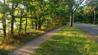 Mystic River Path & Mystic Valley Parkway in Late Spring