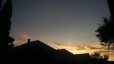 Suburban Twilight, 7:05 PM (A)