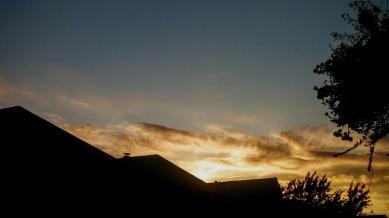 Suburban Twilight, 7:05 PM (B)