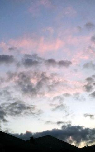 Suburban Twilight, 7:30 PM