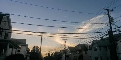 Twilight in Arlington, MA 1