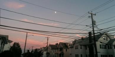 Twilight in Arlington, MA 2