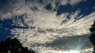 Late Afternoon Clouds 2