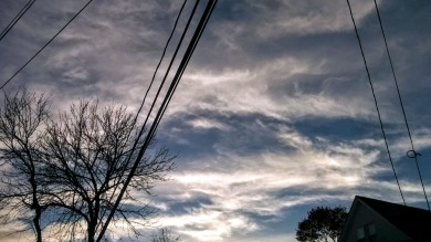 Clouds and Lines 1