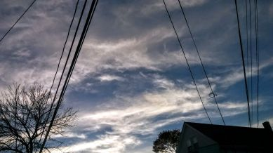 Clouds and Lines 3