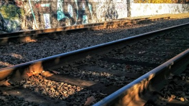 Tracks and Graffiti 2
