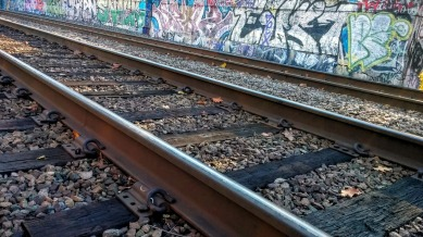 Tracks and Graffiti 3