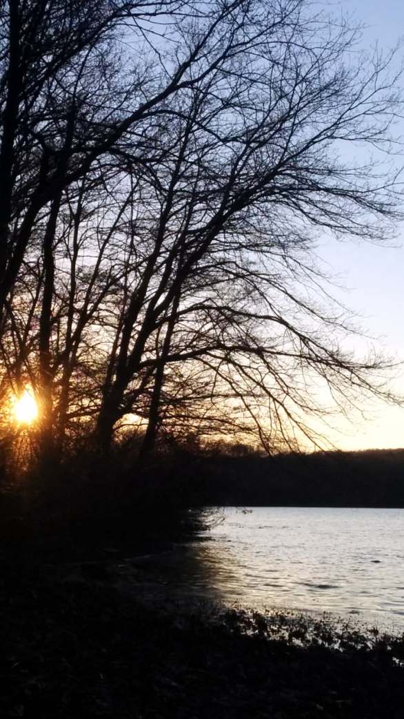 Another Sunset by the Lake 4