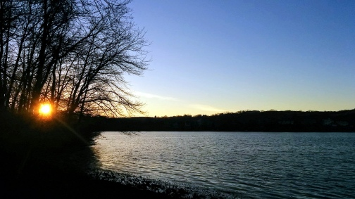 Another Sunset by the Lake 2