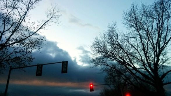 Sky at Rush Hour 1