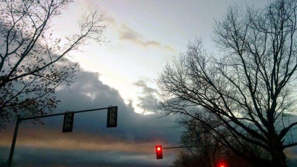 Sky at Rush Hour 1 (alt)