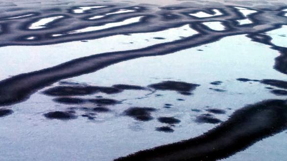 Snow on Ice, on Water 3