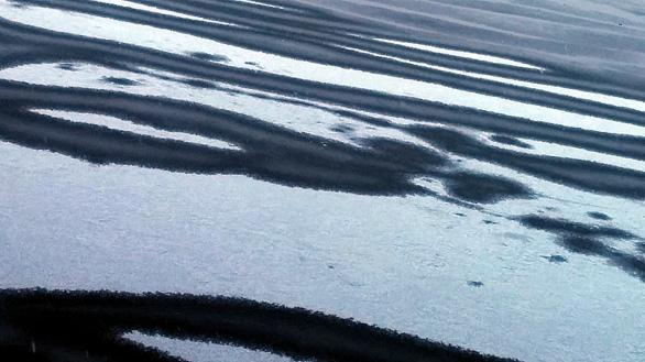 Snow on Ice, on Water 2