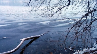 Winter Abstracts by the Lake 3