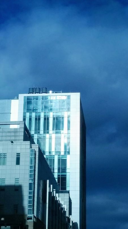 Clouds and Structures 3