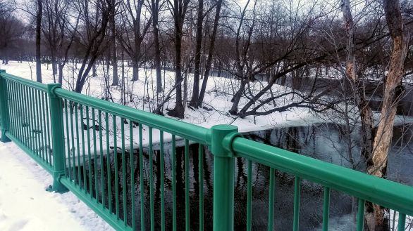 Alewife Brook and Mystic River 1