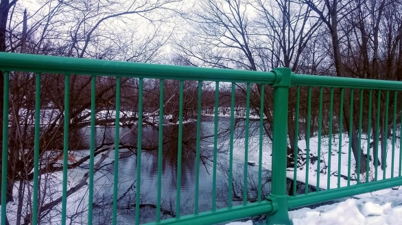 Alewife Brook and Mystic River 2