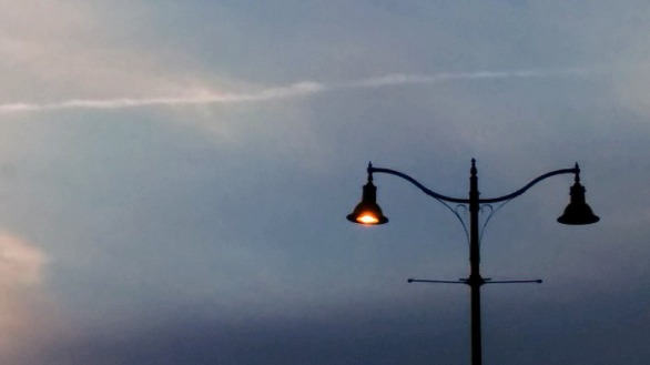 Twilight in Somerville, MA 2