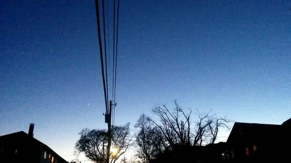 Lines at Dusk 6